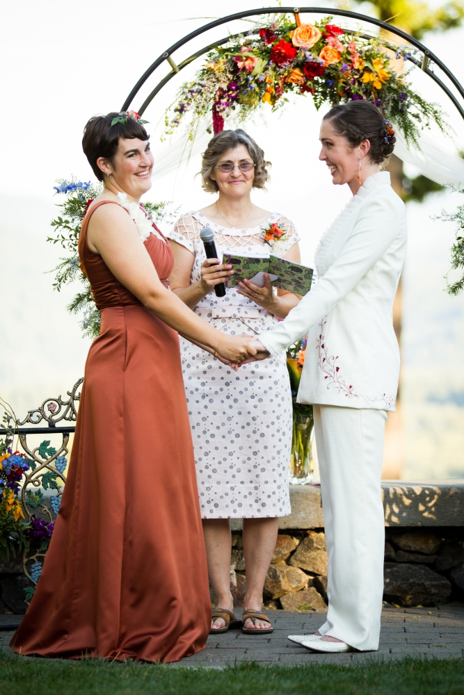 Thoughts on Attending my First Same-Sex Wedding