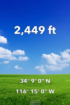 34o9' altimeter
